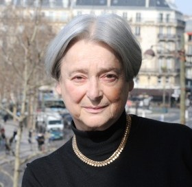 Dominique Schnapper (© Photo Catherine Helie/Gallimard)