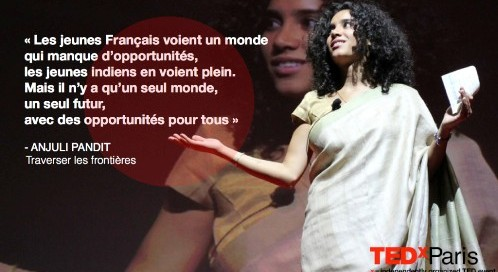 Anjuli Pandit TEDxParis 2012