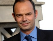 Édouard Philippe (Photo ©Éric Houri)