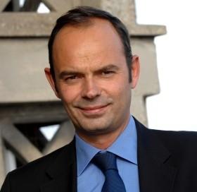 Édouard Philippe (Photo ©Éric Houri)