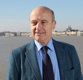 Alain Juppé (Photo © Thomas Sanson)