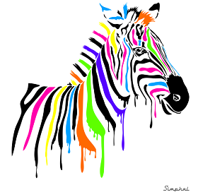 Logo BBZ bleu-blanc-zebre