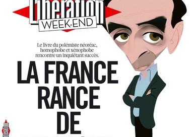 Une de Libération du 11 10 2014