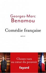 """""""Comédie française"""" Georges-Marc Benamou"""