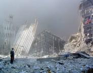 11 septembre 2001 - New York - L'Amérique frappée au coeur
