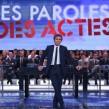 David Pujadas, présentateur de Des Paroles et Des Actes -
