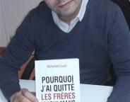 """Mohamed Louizi, auteur de """"Pourquoi j'ai quitté les frères musulmans"""" (Michalon)"""