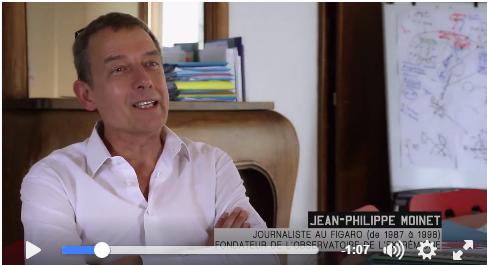 """Fondateur de l'Observatoire de l'extrémisme, auteur, chroniqueur et directeur de la Revue Civique, JP Moinet a témoigné : d'une certaine solitude aussi quand, en 2008, animé par un article du Monde présentant Buisson comme """"l'hémisphère droit"""" (expression de Sarkozy) du Président de la République, il a décidé de prendre sa plume et d'écrire au chef de l'Etat. Un ou deux conseillers de l'Elysée l'ont reçu... sans suite. Buisson était installé encore pour 4 ans au sommet de l'Etat !"""