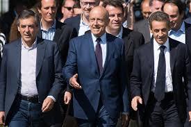 Fillon Juppé Sarkozy