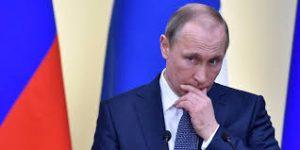 """Poutine, tendantiellement, ne serait pas pris en compte """"d'égal à égal"""" par les dirigeants américains. Même si Trump a affirmé sa proximité pendant sa campagne électorale..."""
