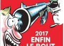 Une de Charlie Hebdo du 4 janvier 2017