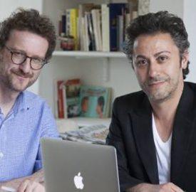 """Thierry Keller et Arnaud Zegierman, les auteurs de """"Ce qui nous rassemble - Comment peut on encore être français ?"""""""