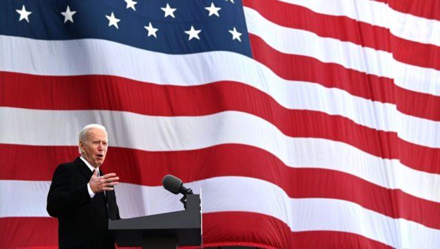 Le texte intégral du discours inaugural de mandat présidentiel,  prononcé par Joe Biden.